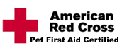 Red Cross Pet First Aid Logo